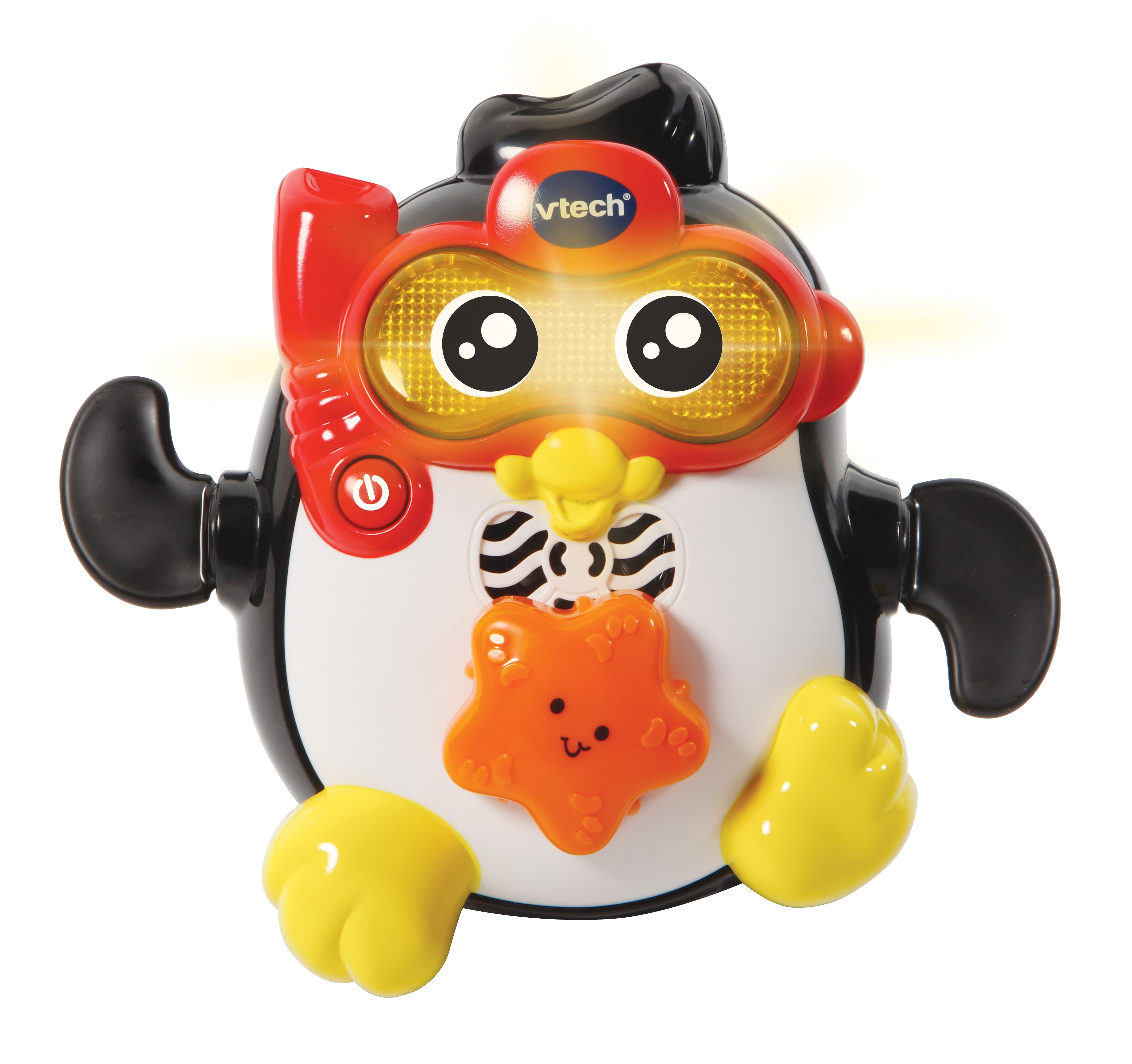 VTech Spetterpret Pinguïn Ragazzo/Ragazza giocattolo educativo
