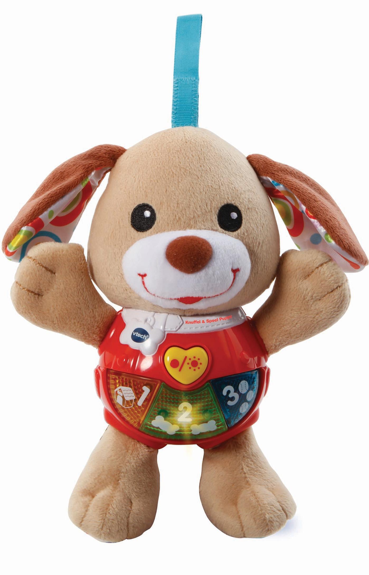 VTech Baby Knuffel & Speel Puppy Ragazzo/Ragazza giocattolo educativo