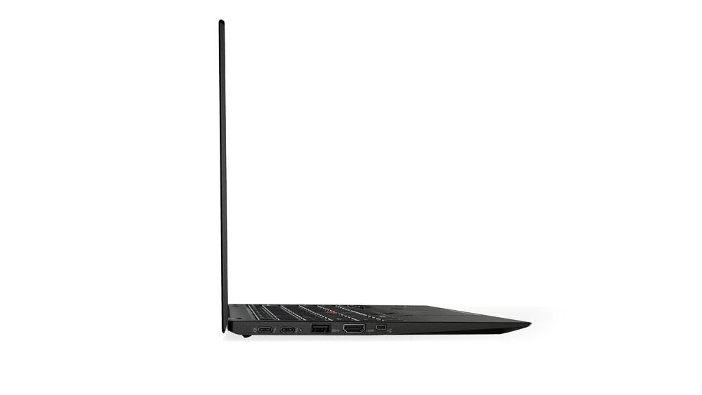 "Lenovo ThinkPad X1 Carbon 2.5GHz i5-7200U 14"" Nero Computer portatile"