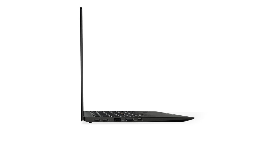 "Lenovo ThinkPad X1 Carbon 2.7GHz i7-7500U 14"" Nero Computer portatile"