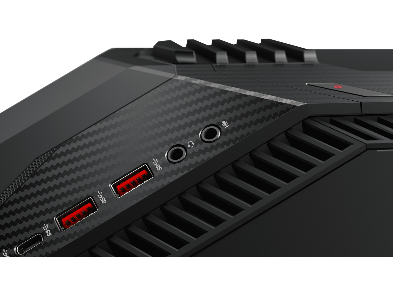 HP OMEN 880-172ns 3.2GHz i7-8700 Scrivania Nero PC
