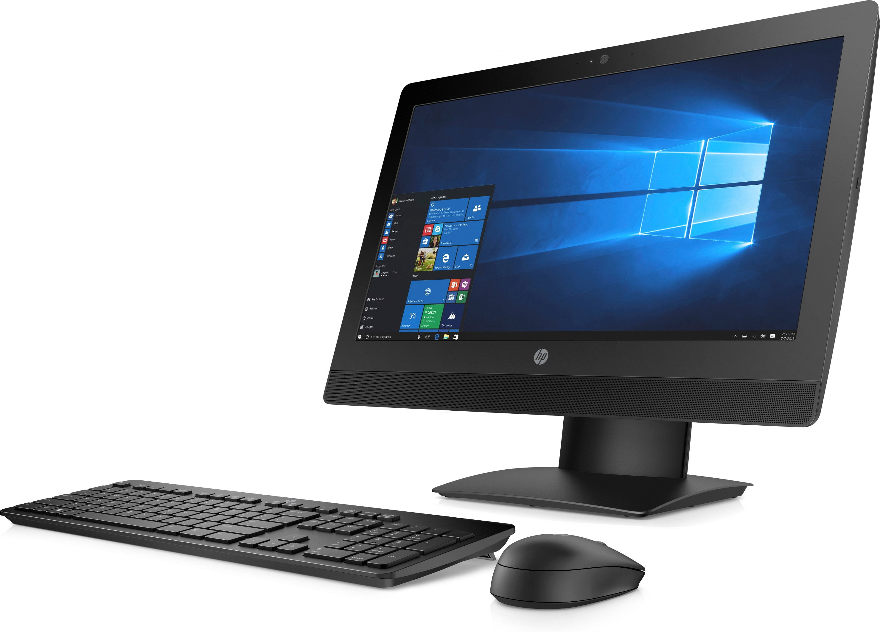 "HP ProOne 600 G2 3.3GHz G4400 21.5"" 1920 x 1080Pixel Nero PC All-in-one"