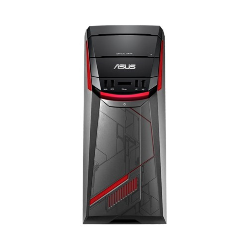 ASUS ROG G11CD-K-NR169T 3.6GHz i7-7700 Torre Grigio, Rosso PC PC