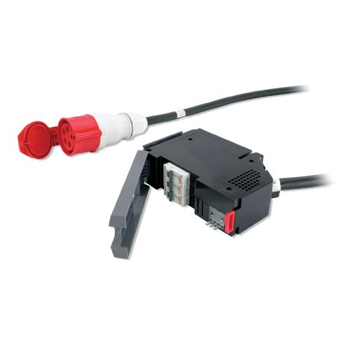 APC PDM3520IEC309-740 Nero unità di distribuzione dell