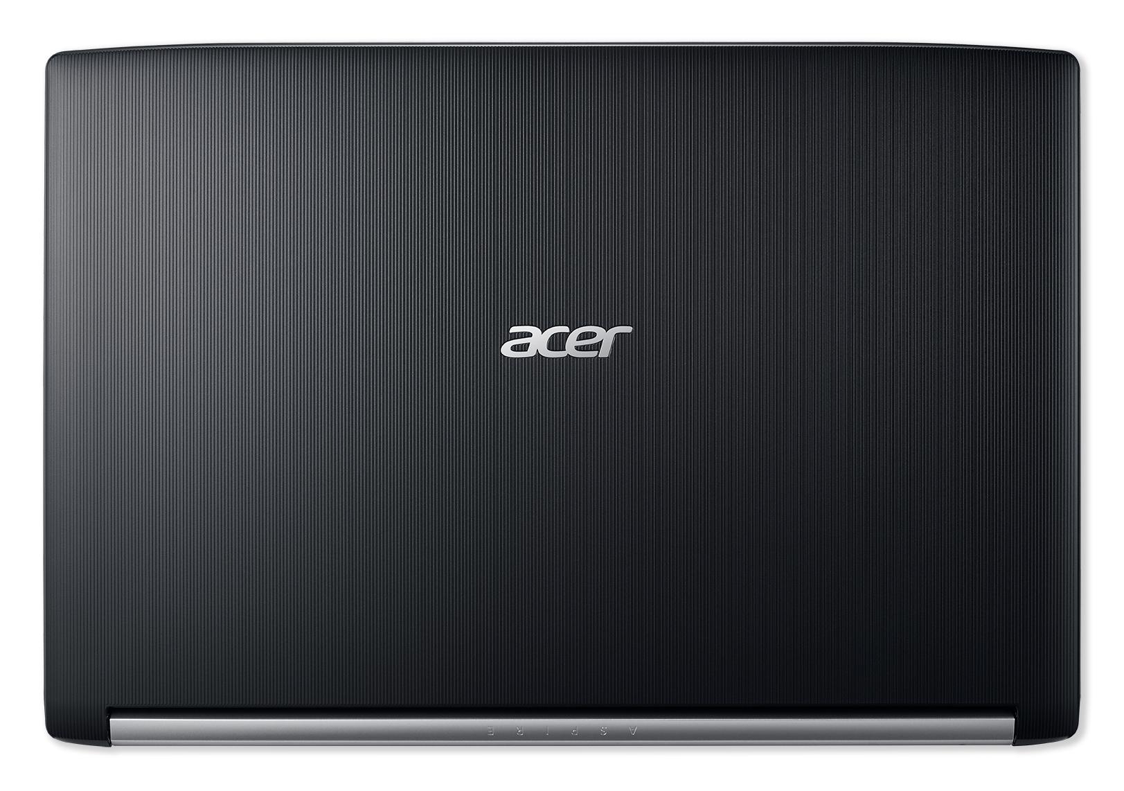 "Acer Aspire A517-51G-34NP 2GHz i3-6006U 17.3"" 1600 x 900Pixel Nero Computer portatile"