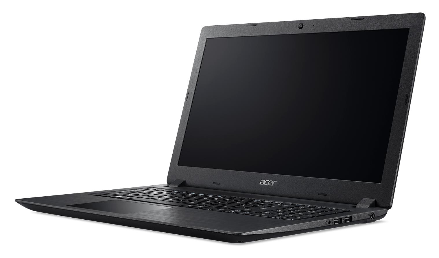 "Acer Aspire A315-31-C3CW 1.1GHz N3350 15.6"" 1920 x 1080Pixel Nero Computer portatile"