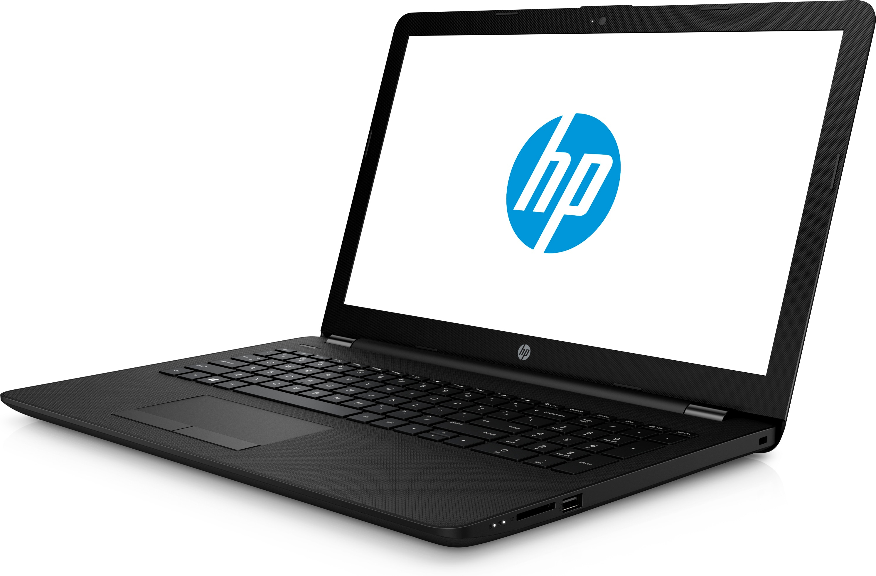 """HP 15-bw015au 2.5GHz A6-9220 15.6"""" 1366 x 768Pixel Nero Computer portatile"""