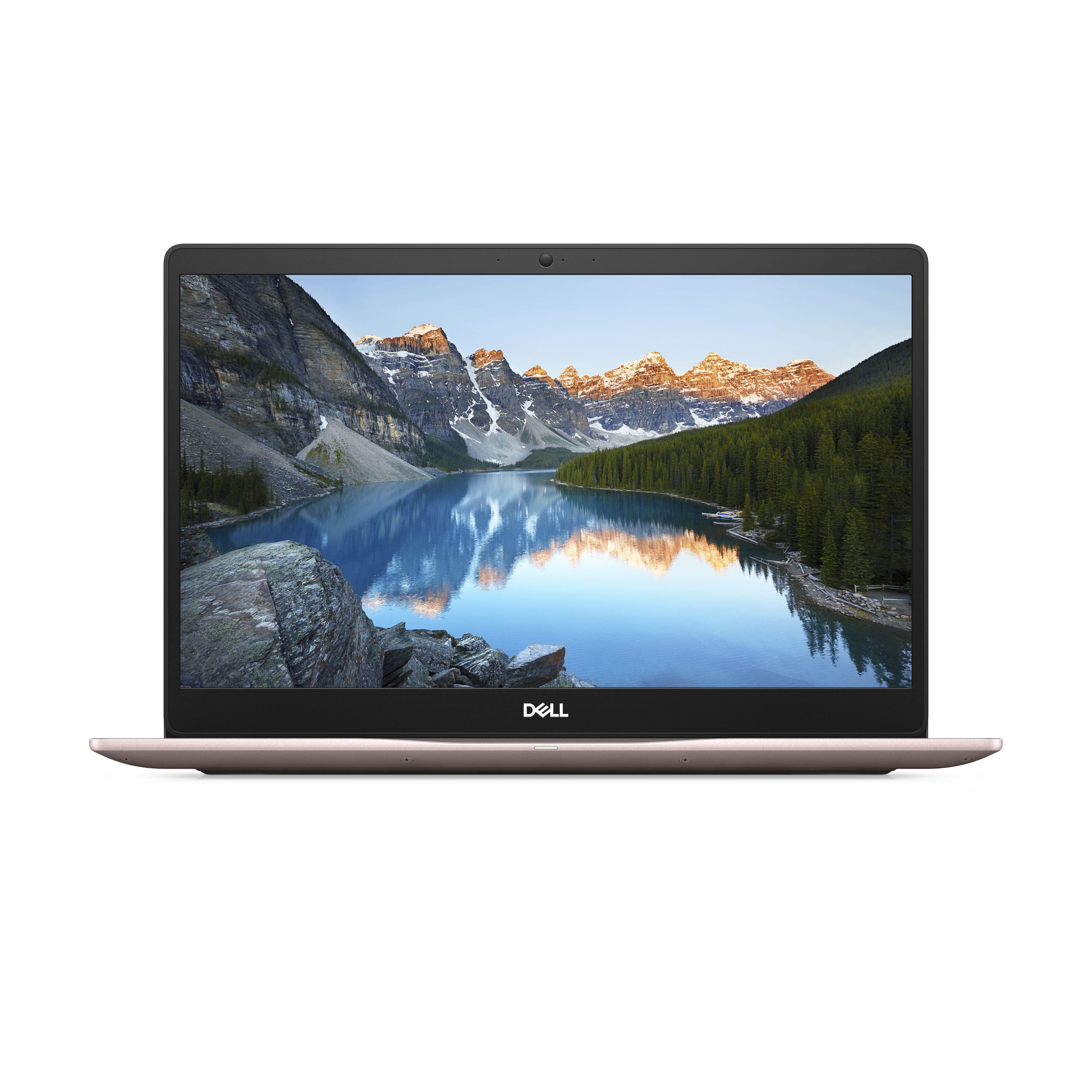 "DELL Inspiron 7570 1.8GHz i7-8550U 15.6"" 1920 x 1080Pixel Oro rosa Computer portatile"