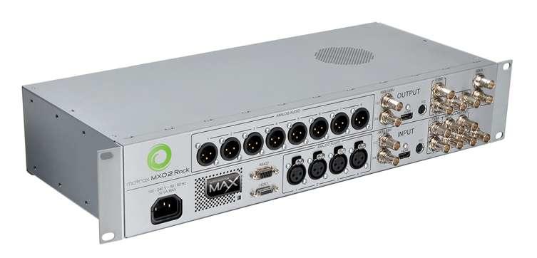 Matrox MX02 Rack MAX scheda di acquisizione video