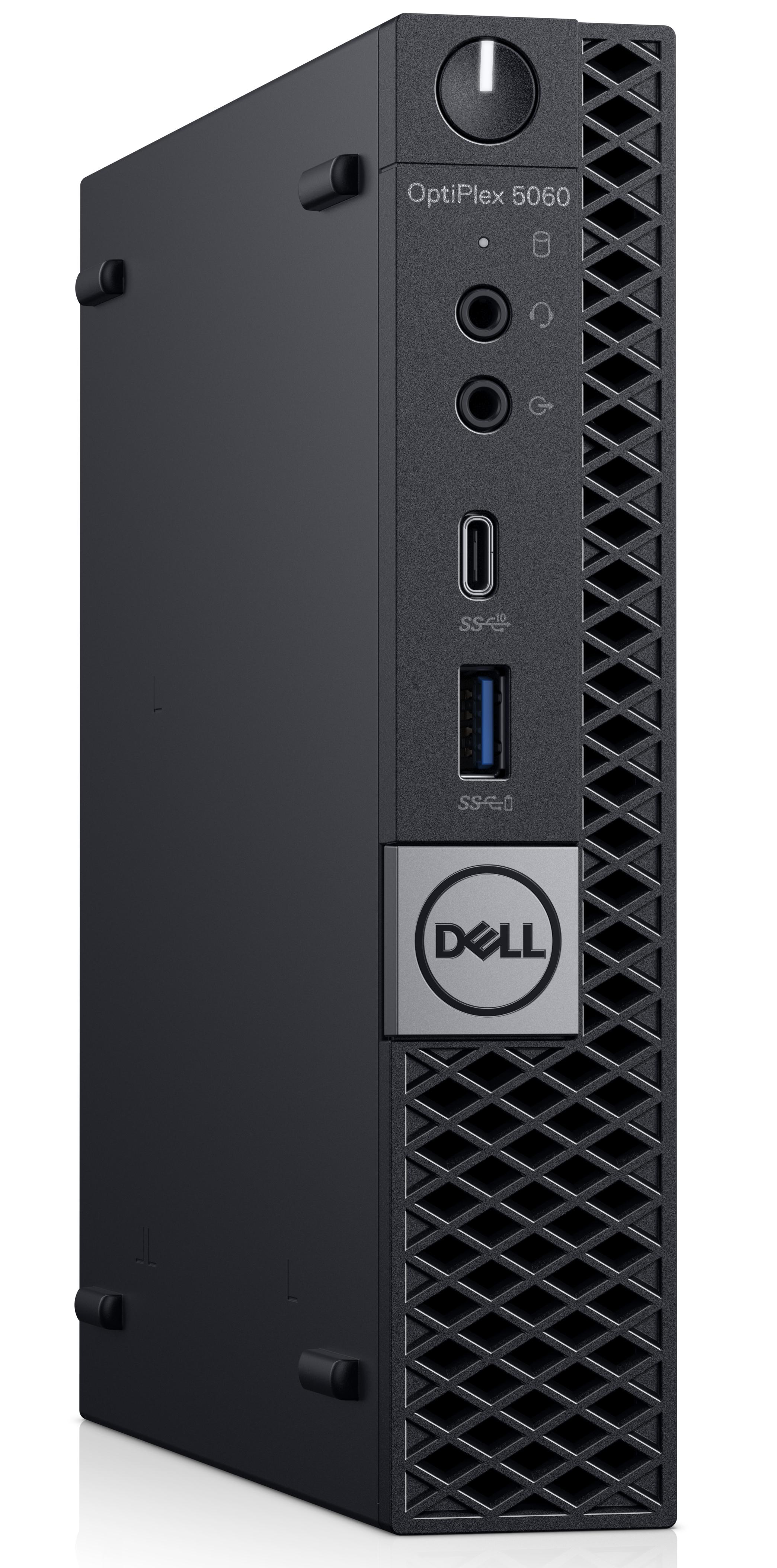 DELL OptiPlex 5060 2.1GHz Nero Mini PC