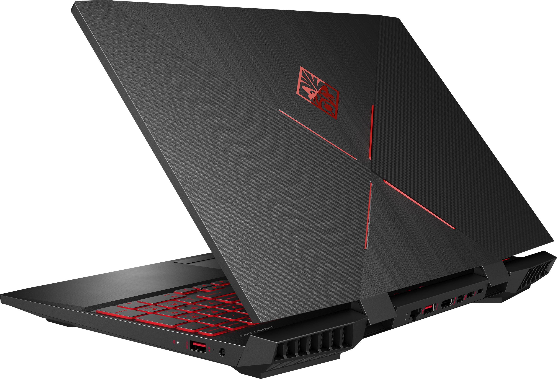 "HP OMEN 15-dc0001la 2.3GHz i5-8300H 15.6"" 1920 x 1080Pixel Nero Computer portatile"