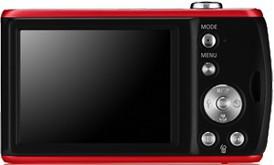 """Samsung PL PL90 Fotocamera compatta 12.4MP 1/2.3"""" CCD 4000 x 3000Pixel Nero, Rosso"""