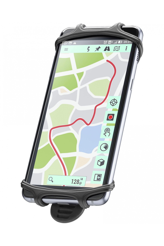 Cellularline BIKEHOLDERCOLK Bicicletta Supporto passivo Nero supporto per personal communication