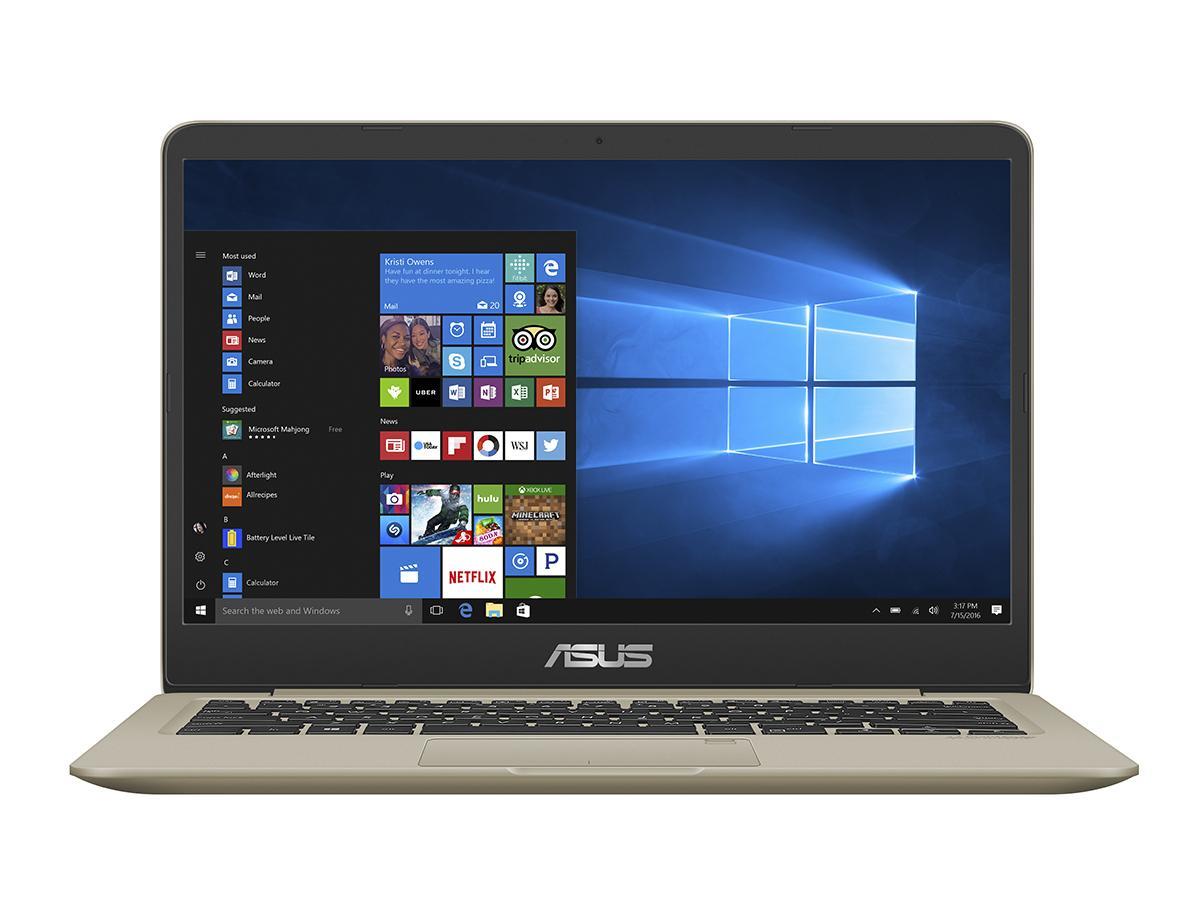 "ASUS K410UA-EB785T 2.2GHz i3-8130U Intel® CoreT i3 di ottava generazione 14"" 1920 x 1080Pixel Oro Computer portatile notebook/portatile"
