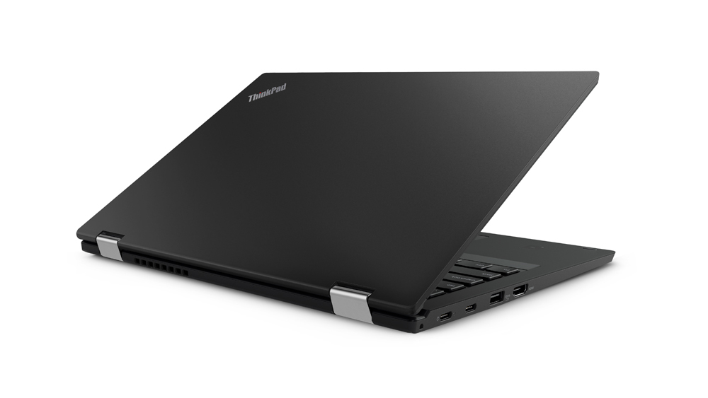 "Lenovo ThinkPad L380 Yoga 1.6GHz i5-8250U Intel® CoreT i5 di ottava generazione 13.3"" 1920 x 1080Pixel Touch screen Nero Ibrido (2 in 1)"