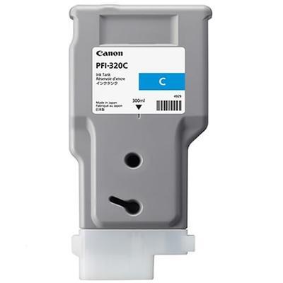 Canon PFI-320c Original Ink Cartridge - Cyan - Inkjet