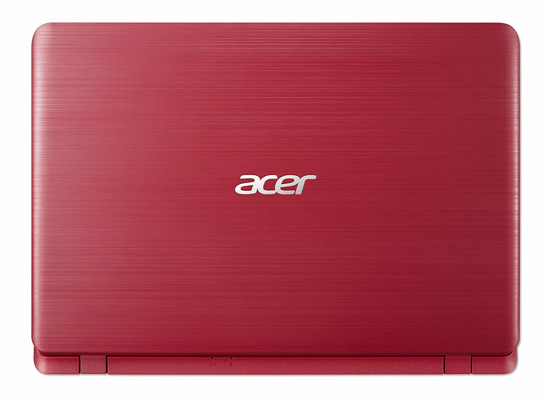 """Acer Aspire 1 A111-31-C50T Rosso Computer portatile 29,5 cm (11.6"""") 1366 x 768 Pixel 1,1 GHz Intel® Celeron® N4000"""