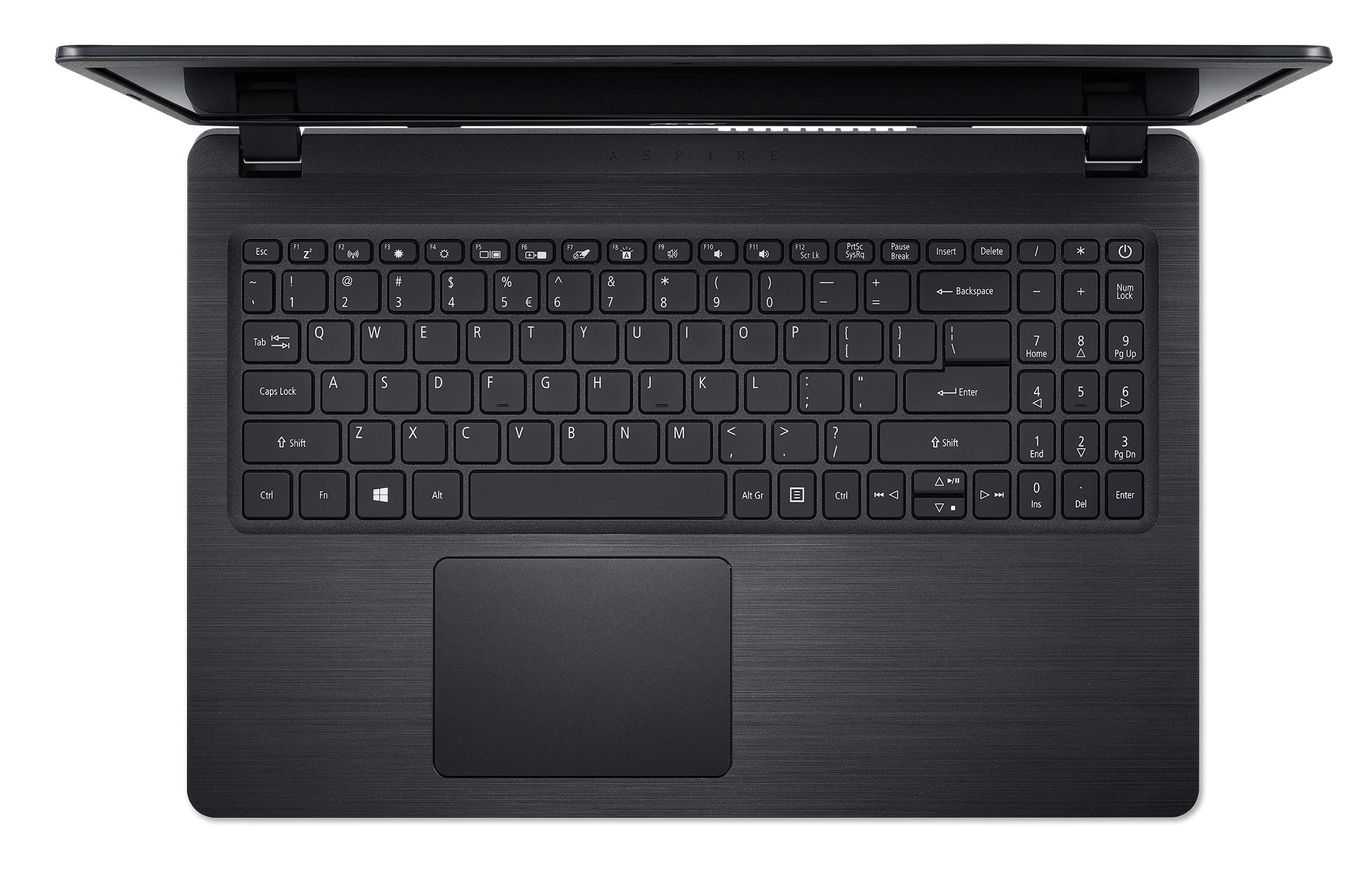 """Acer Aspire 5 A515-52G-522W Nero Computer portatile 39,6 cm (15.6"""") 1920 x 1080 Pixel 1,6 GHz Intel® CoreT i5 di ottava generazione i5-8265U"""