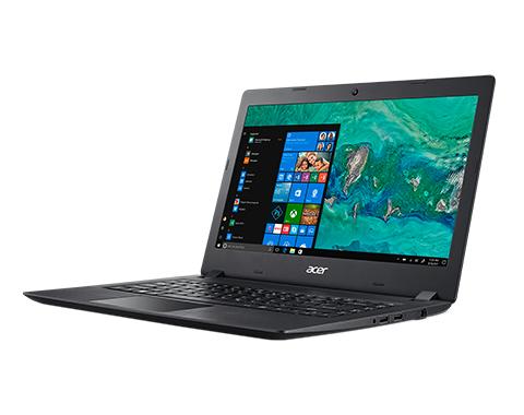"""Acer AS A315-53 CI3-7020U 4GB Nero Computer portatile 39,6 cm (15.6"""") 1366 x 768 Pixel 2,3 GHz Intel® CoreT i3 di settima generazione i3-7020U"""