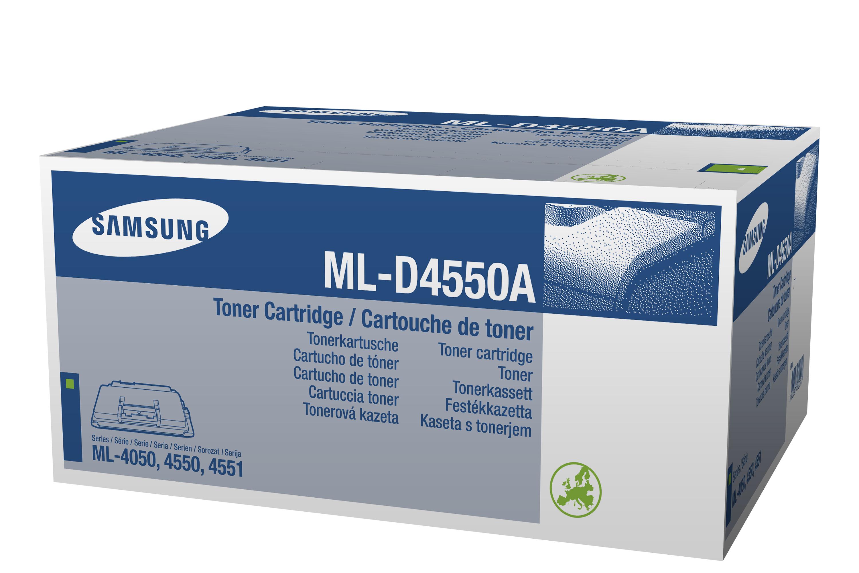 Samsung ML-D4550A Toner laser 10000pagine Nero cartuccia toner e laser