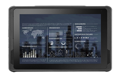 "ADVANTECH AIM-68 Tablet - 25.7 cm (10.1"") - 4 GB RAM - 64 GB Storage - Windows 10 IoT Enterprise"