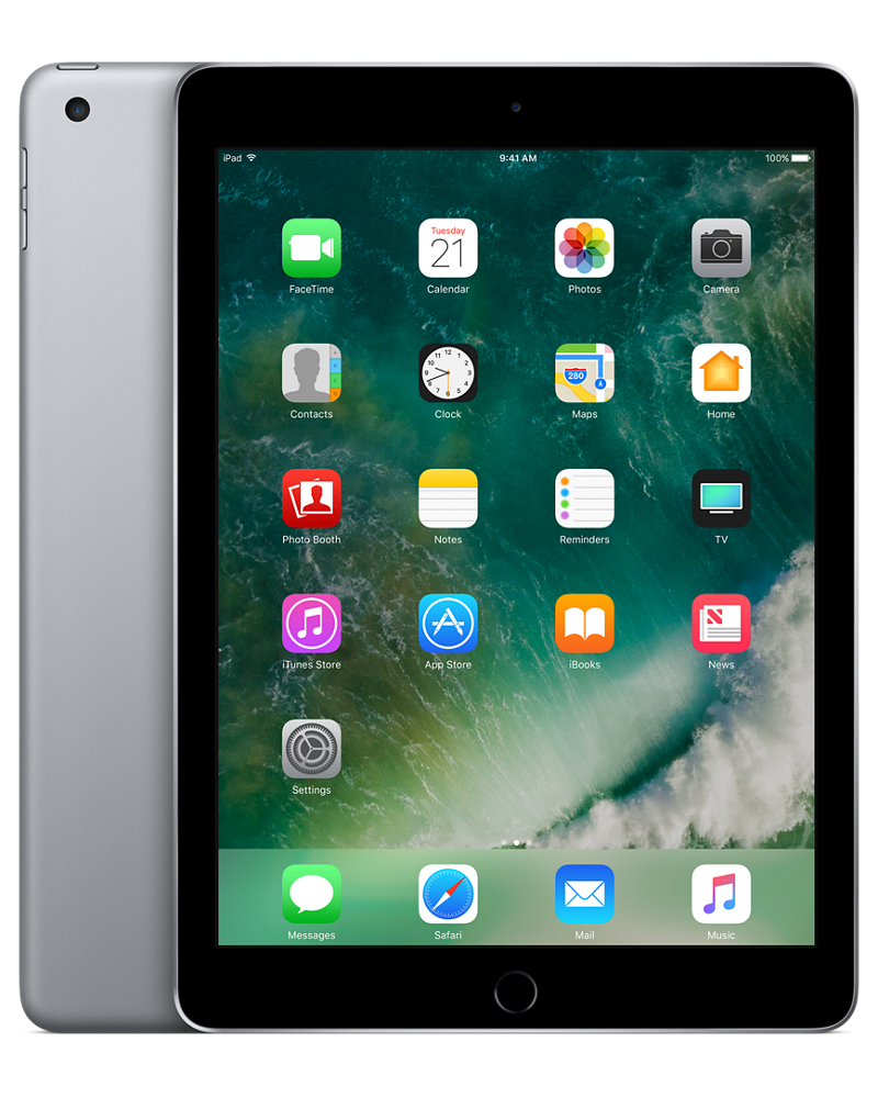 iPad (2018) 32 GB Wifi only Space Grey