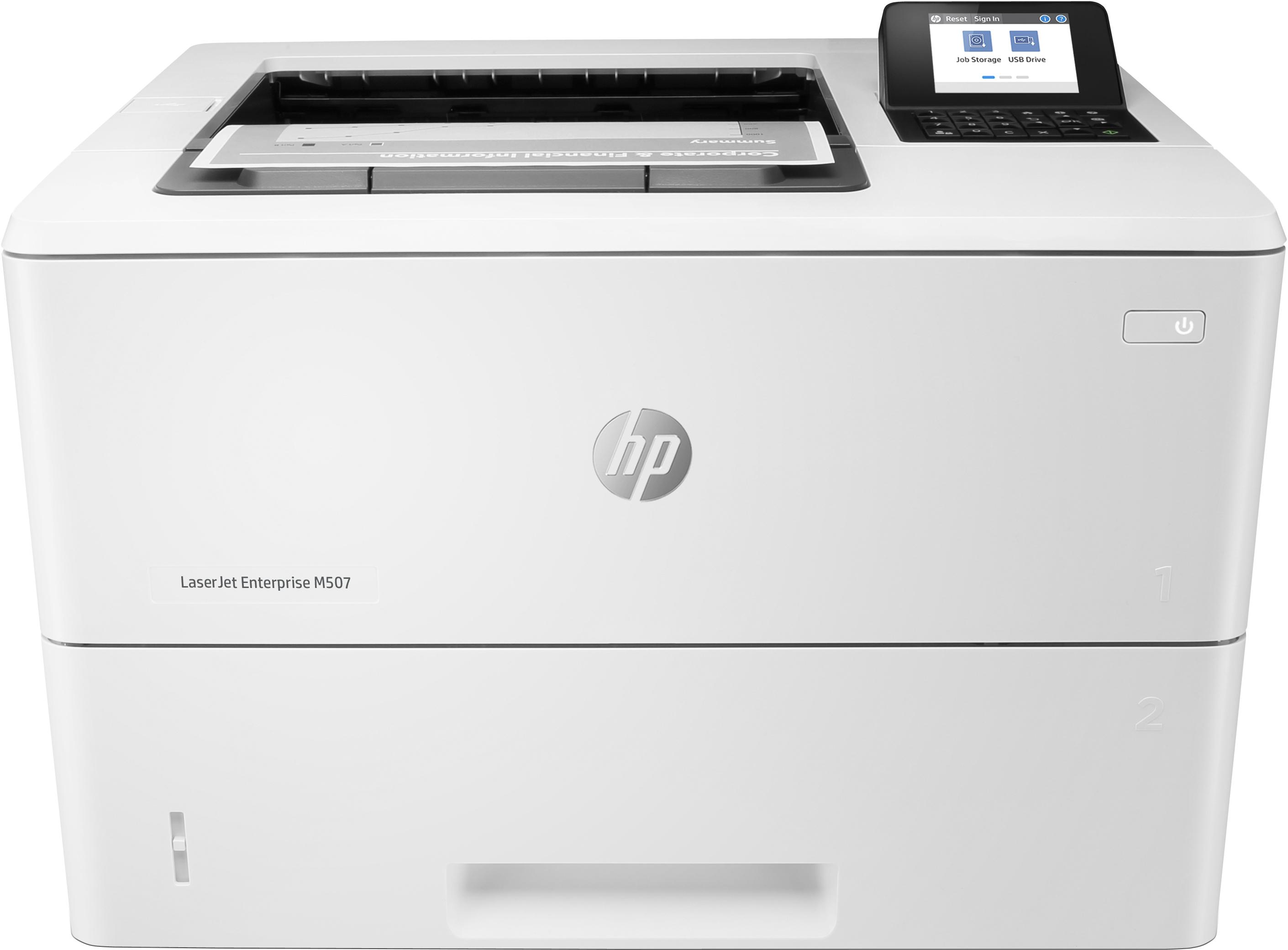 HP LaserJet Enterprise M507n 1200 x 1200 DPI A4