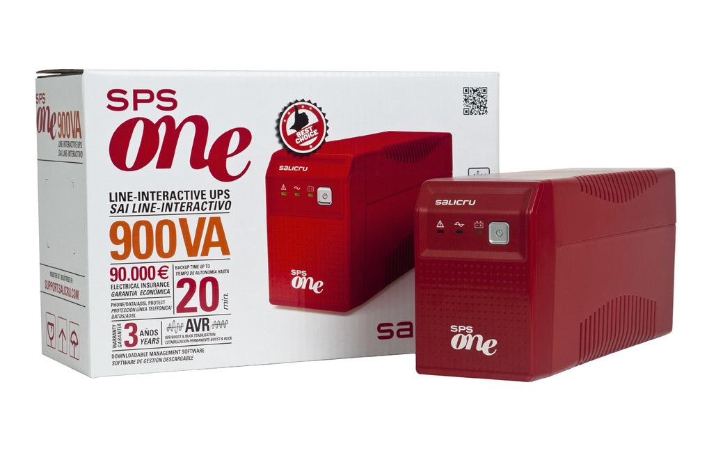 UPS Salicru SPS 700 ONE - 8436035920884