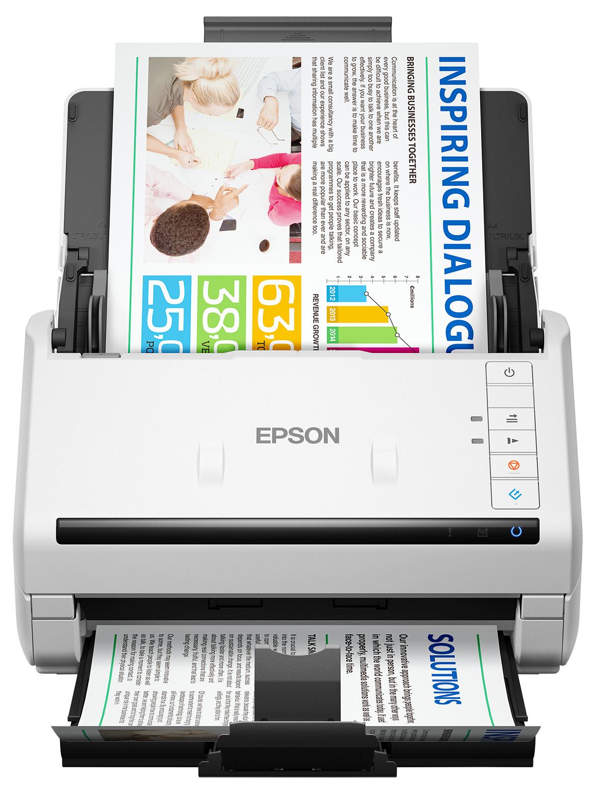 WorkForce DS-770 Power PDF