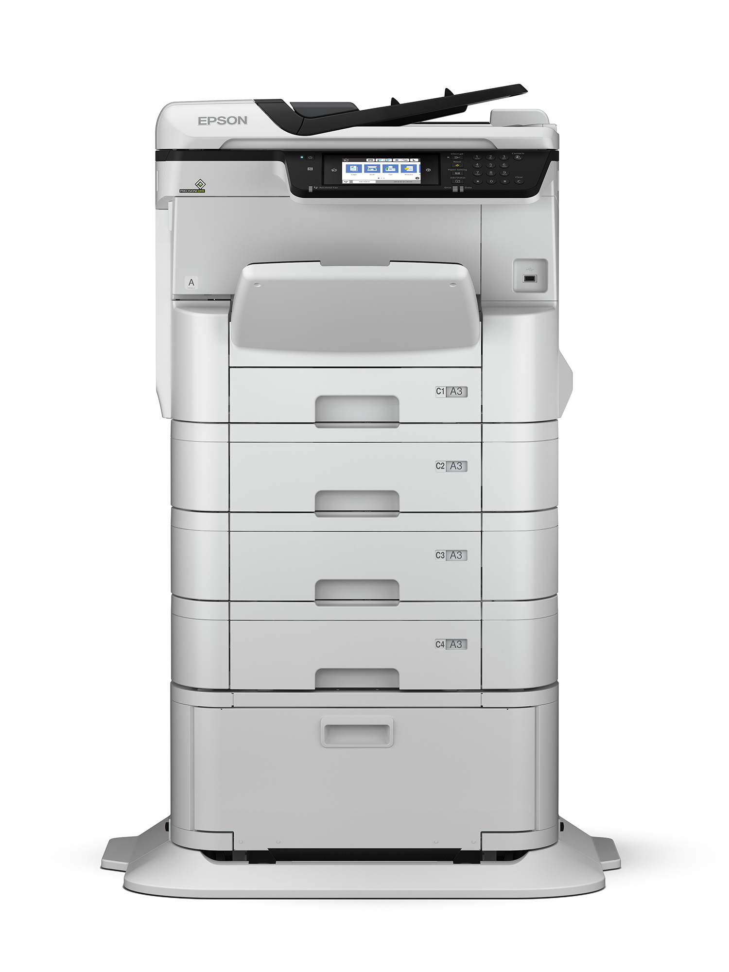 WorkForce Pro WF-C8690D3TWFC Power PDF