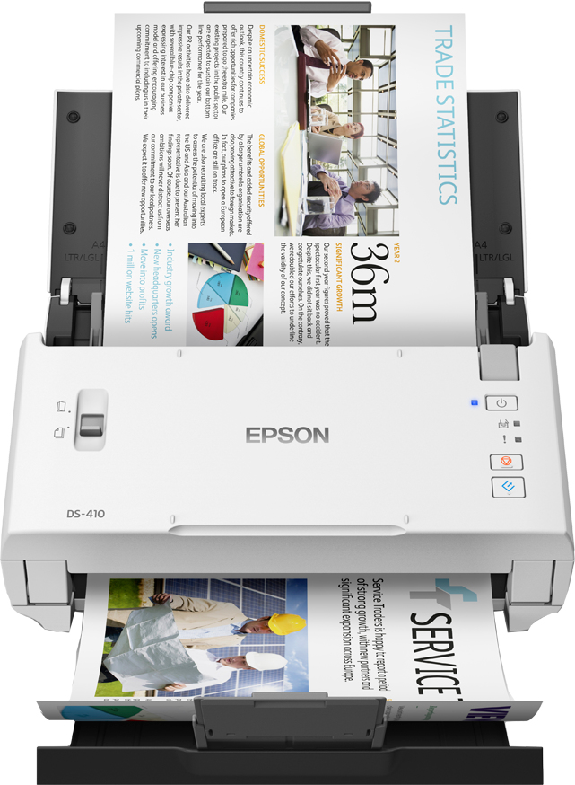WorkForce DS-410 Power PDF