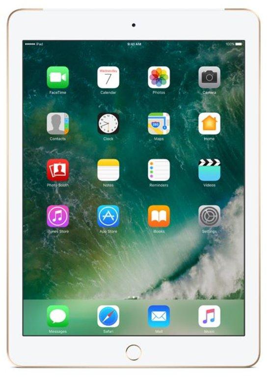 iPad (2018) 128GB Wifi + 4G Gold