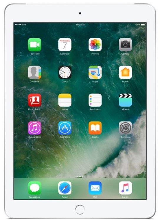iPad (2018) 128GB Wifi + 4G Silver