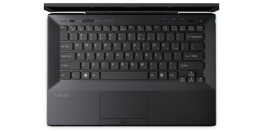 "Sony VAIO VPCSB1V9E/B 2.3GHz i5-2410M 13.3"" 1366 x 768Pixel Nero Computer portatile notebook/portatile"