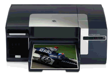 HP Officejet K550 Colore 4800 x 1200DPI A4 Nero, Grigio stampante a getto d