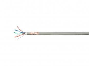Equip Cat.5e SF/UTP 100m 100m Cat5e S/FTP (S-STP) Beige cavo di rete