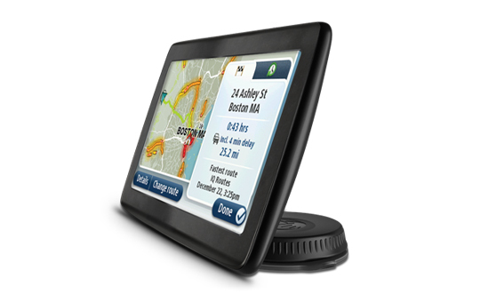"TomTom VIA 1405 M Palmare/Fisso 4.3"" LCD 213g Nero navigatore"