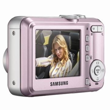 "Samsung S760 7.2MP 1/2.5"" CCD Rosa"
