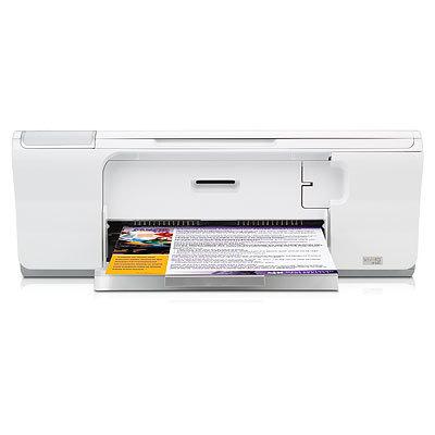 HP DeskJet F4280 4800 x 1200DPI Ad inchiostro A4 9ppm Grigio, Bianco multifunzione