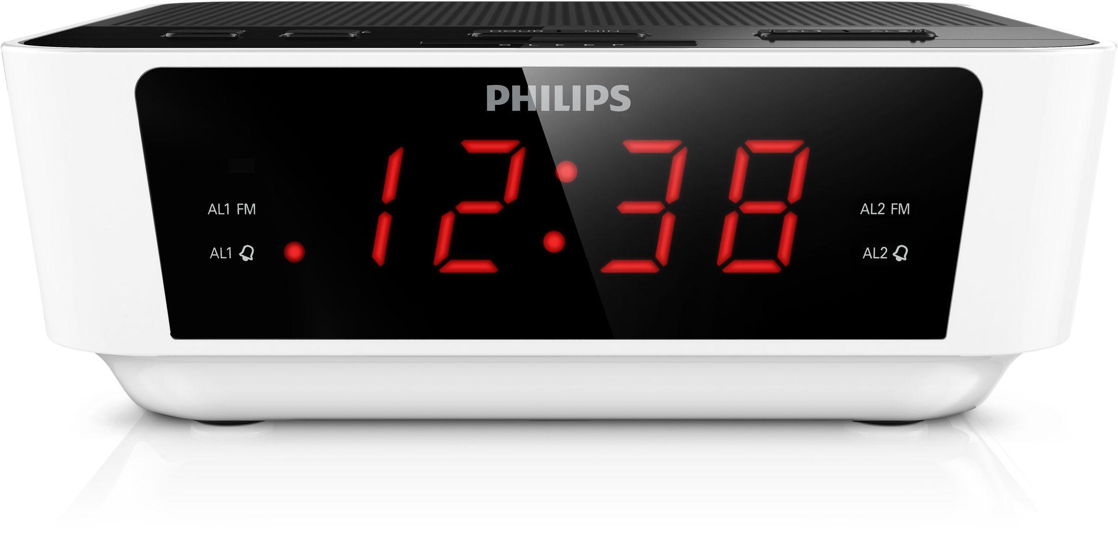 Philips Radiosveglia con sintonizzazione digitale AJ3115/12