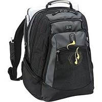 "Case Logic Sporty Laptop Backpack 15.4"" 15.4"" Zaino Grigio"