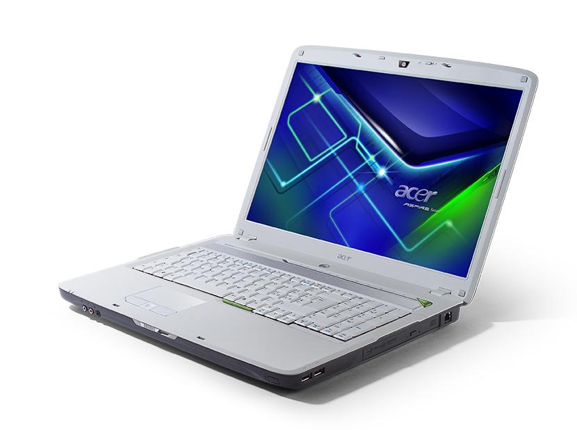 """Acer Aspire 7720 G-833G64BN 2.4GHz T8300 17"""" 1440 x 900Pixel"""