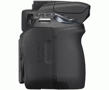 Sony a DSLR-A300 Corpo della fotocamera SLR 10.2MP CCD 3872 x 2592Pixel Nero digital SLR camera