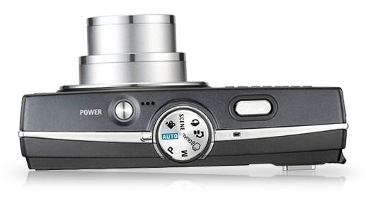 """Samsung L100 8.2MP 1/2.5"""" CCD Nero"""