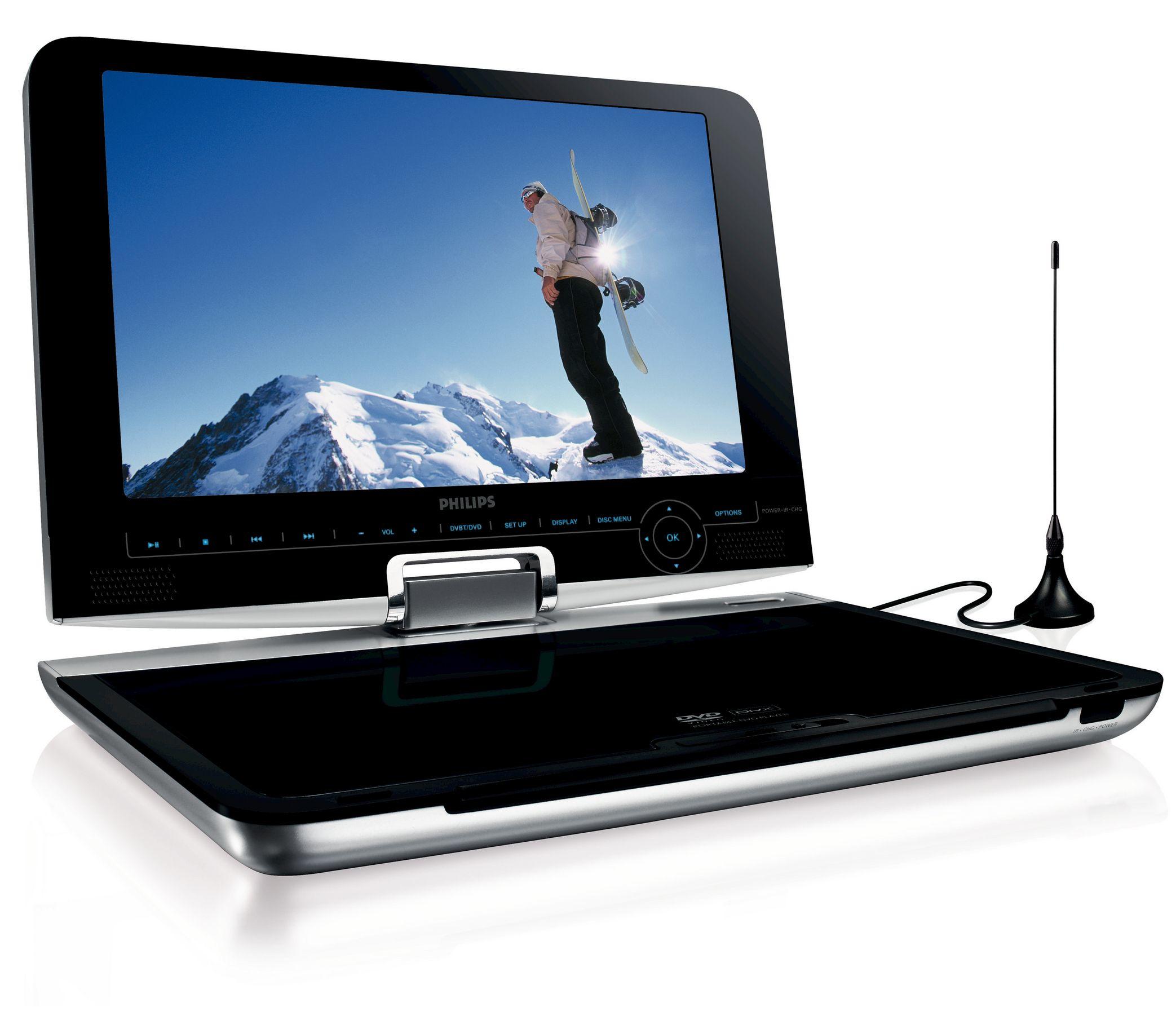 Philips Lettore DVD portatile PET1035/00