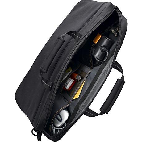 """Case Logic SKU-NCLE-17F Black 17"""" Valigetta ventiquattrore Nero"""
