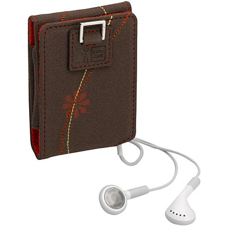 Case Logic iPod nano® Case Marrone