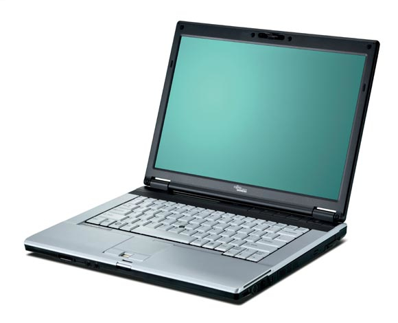"Fujitsu LIFEBOOK S7210 2.56GHz T9300 14.1"" 1280 x 800Pixel"
