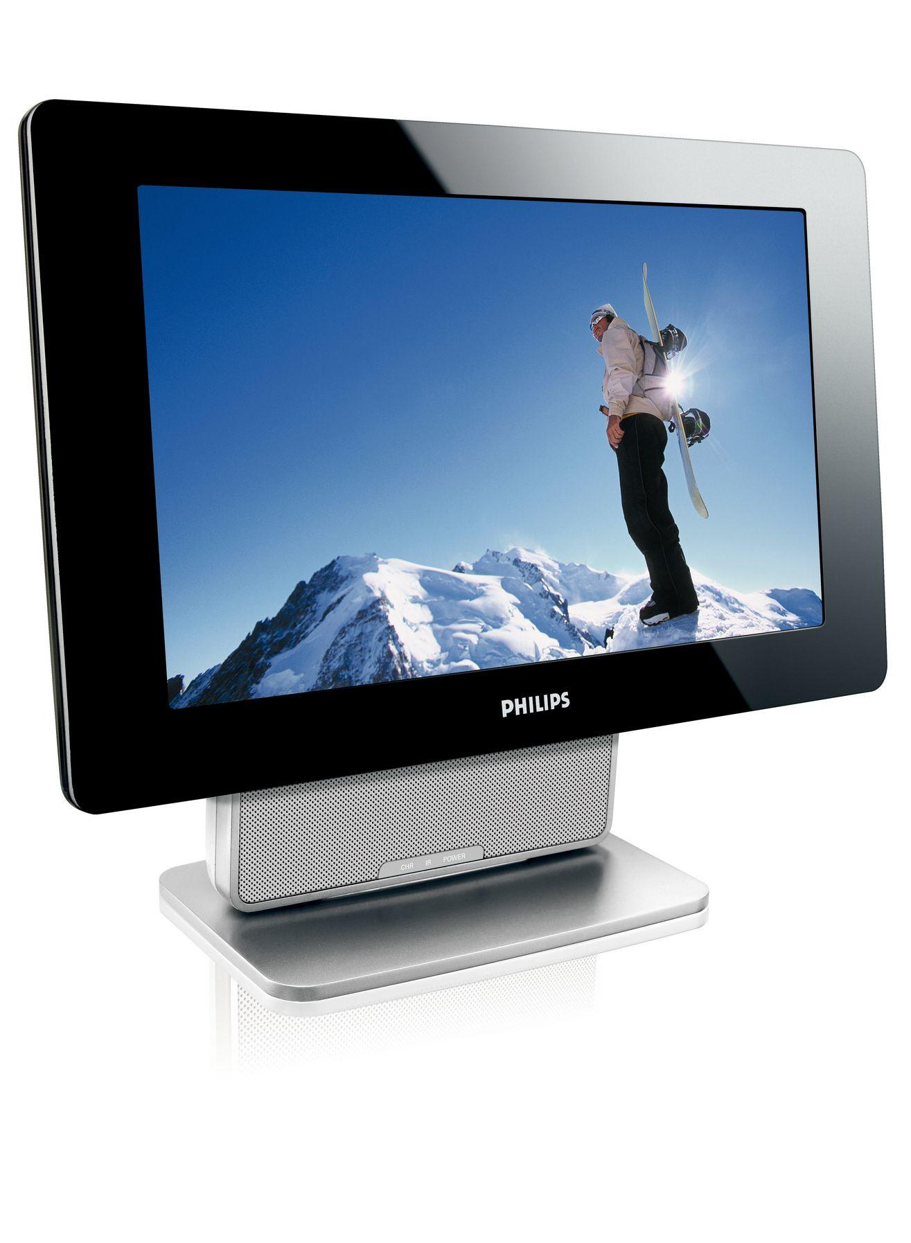 Philips TV portatile PVD1079/12