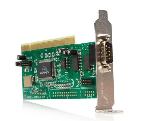 StarTech.com Serial PCI Card scheda di interfaccia e adattatore